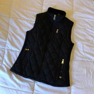 Calvin Klein Zip-Up Vest